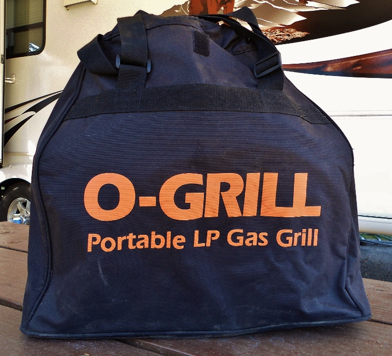 O Grill Bag