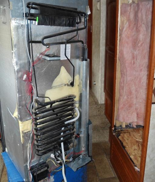 Dometic Dm2652 Rv Refrigerator Repair Faulty Electric