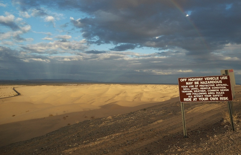 Dry Camping At Glamis Dunes In Imperial Dunes Recreation Area - Glamis dunes weather