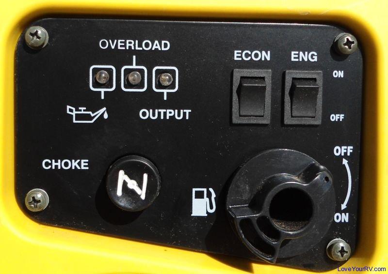 Champion 2000 Watt Inverter Generator Love Your Rv