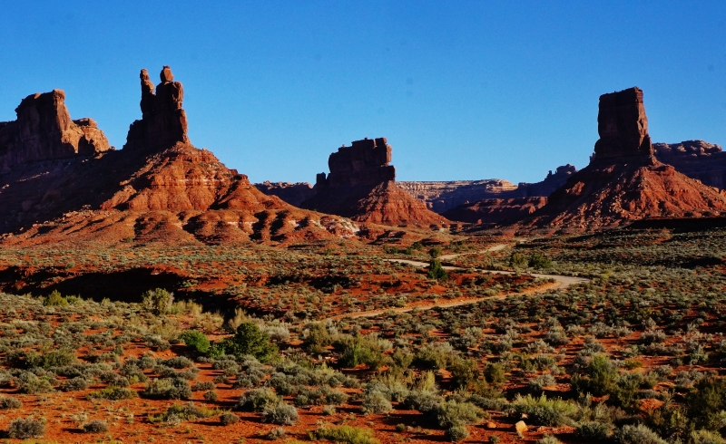 Boondocking Fun In The Valley Of The Gods Utah