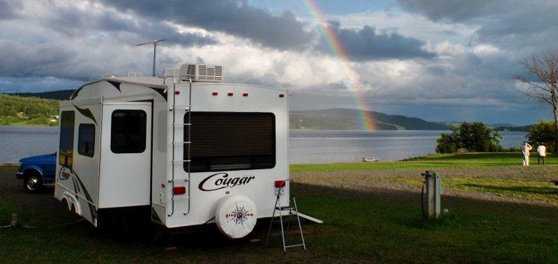 Cougar Fifth Wheel photo