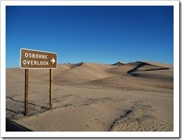 Osborne Overlook, Algodones Dunes