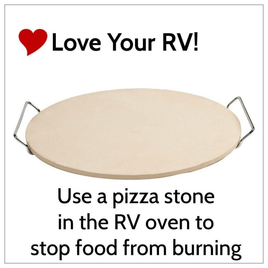 RV Pizza Stone