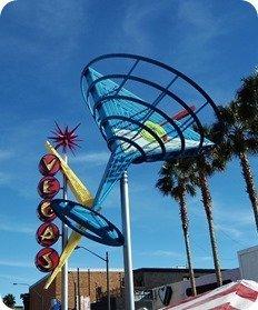Fremont Street Sign Las Vegas