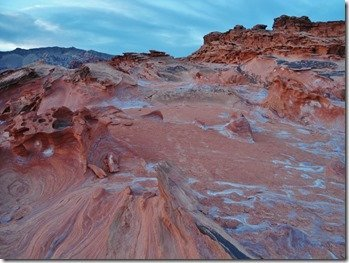 Little Finland, Gold Butte Back Country Byway