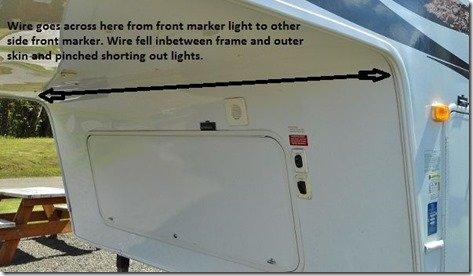 marker lights