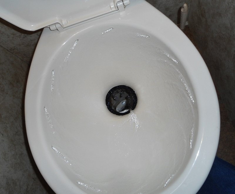 Stop Rv Toilet Bowl From Leaking