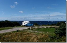 Greenpoint campground - Newfoundland