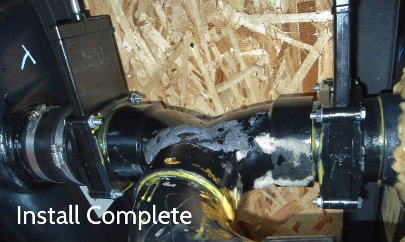 Rv Waste Tank Valve Replacement In Keystone Cougar 276rls