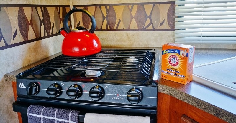 RV cooking fire safety tips