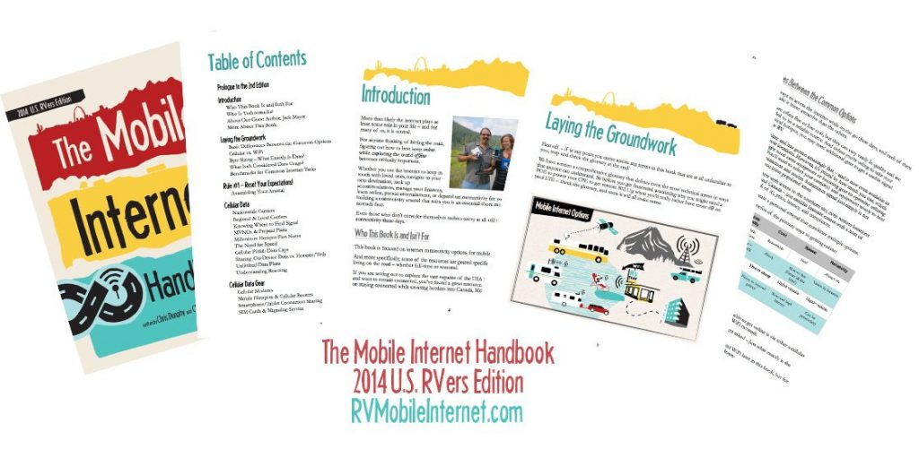 The Mobile Internet Handbook