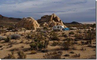 Belle Campground Site 15
