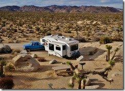 Site #15, Belle campground