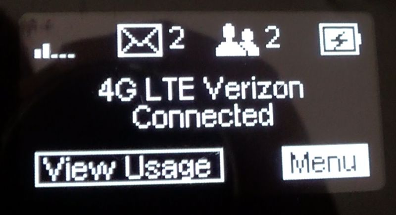 4G Connected