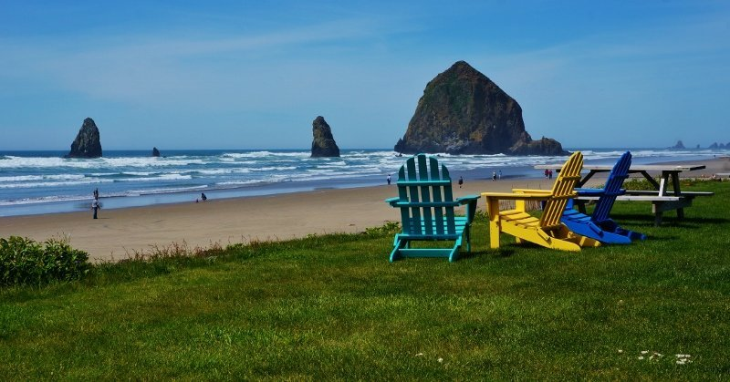 Picturesque Cannon Beach