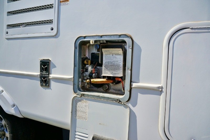 My Yearly Rv Hot Water Heater Maintenance