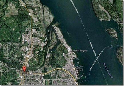 Campbell River  BC   Google Maps