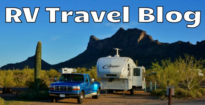 RV Travel Trips Reports - Love Your RV