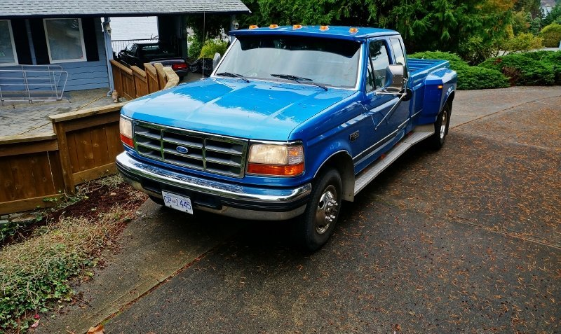 Our 1994 Ford F350