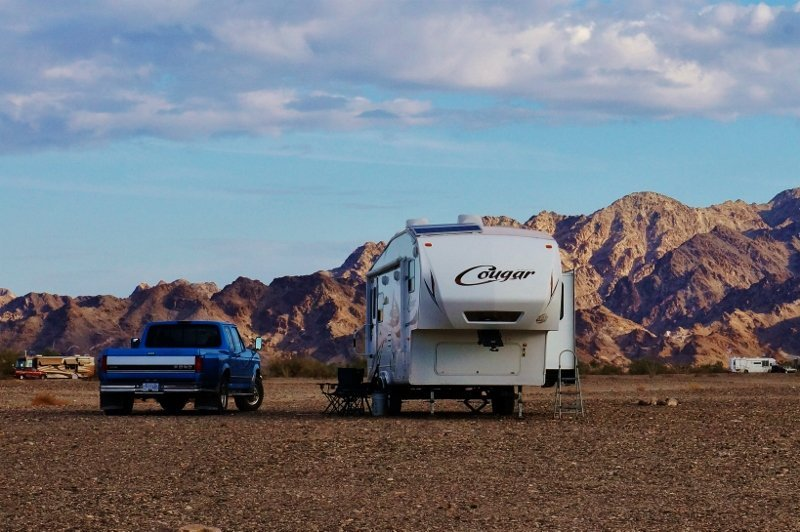 Love Your RV! Boondocking