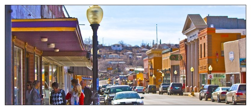 Silver City Downtown