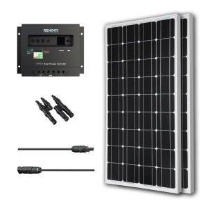Renogy Solar Panel Bundle 200 Watt