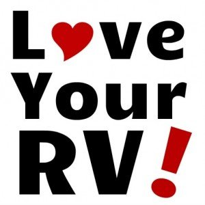 Love Your RV square logo