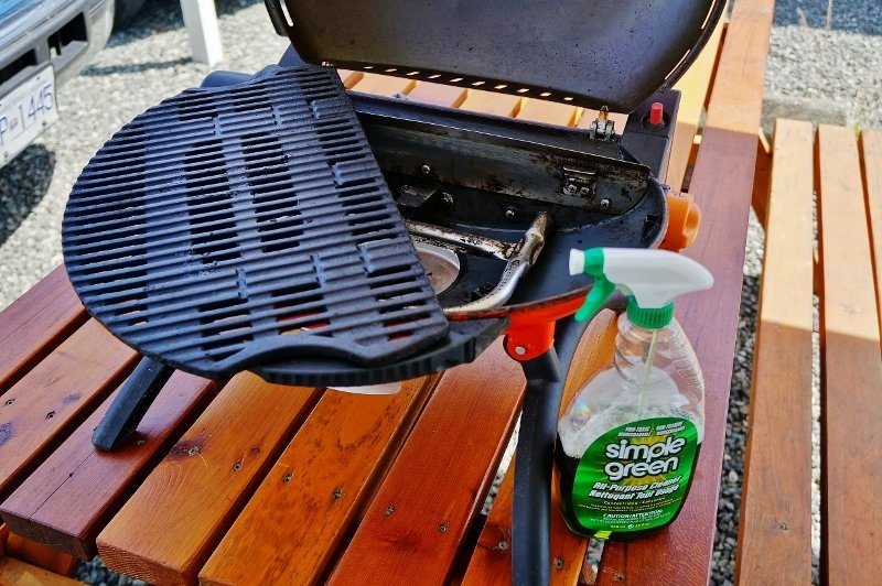 BBQ Clean Up