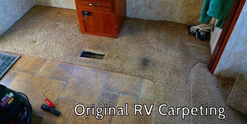 Summer Renovation Part 5 Replacing The Rv Slide Flooring