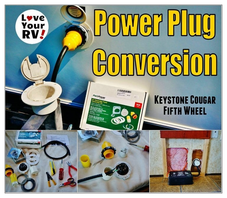 installing a marinco 30 amp rv power conversion kit