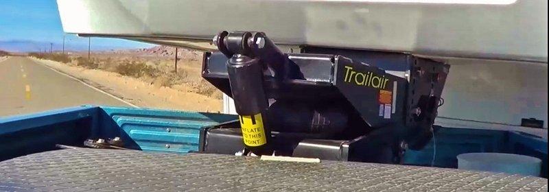Air Ride Pin Box turning
