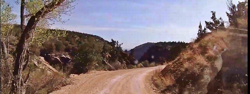 Road to Yant Flat