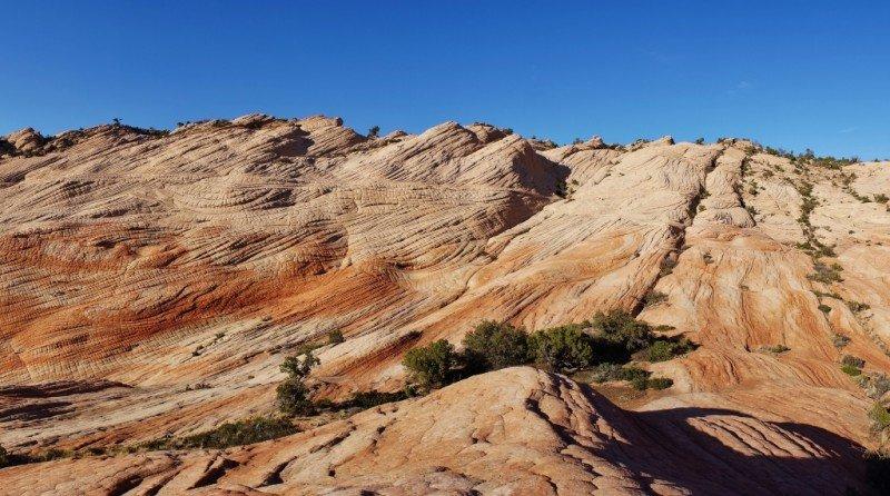 Yant Flat AKA Candy Cliffs