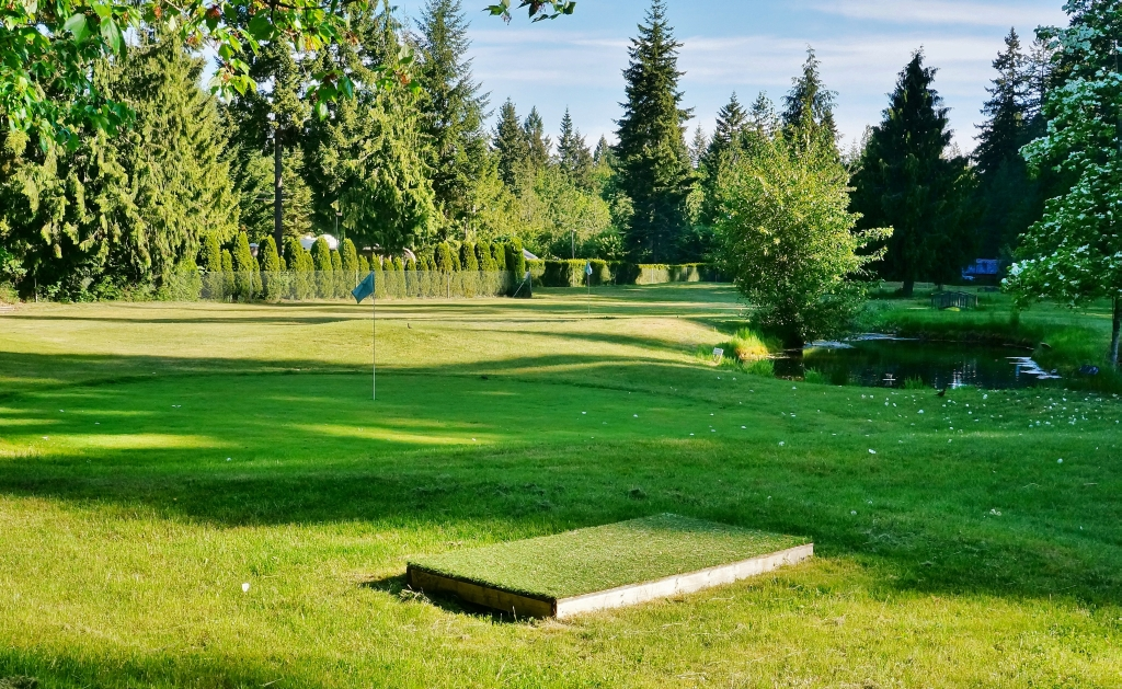 Pitch and Putt Golf Course Rondalyn RV Park