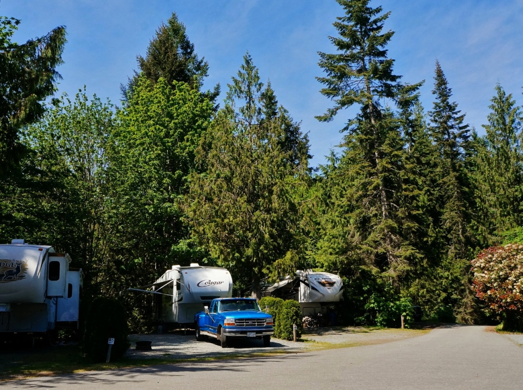Rondalyn Rv Resort On Vancouver Island Bc Review