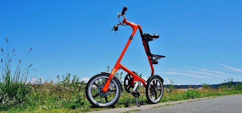 Strida LT Folding Bicycle