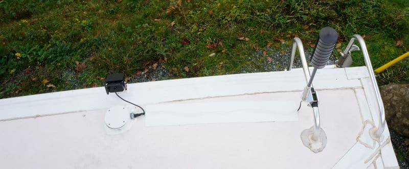 Installing The Weboost 4g X Rv Cellular Booster Kit