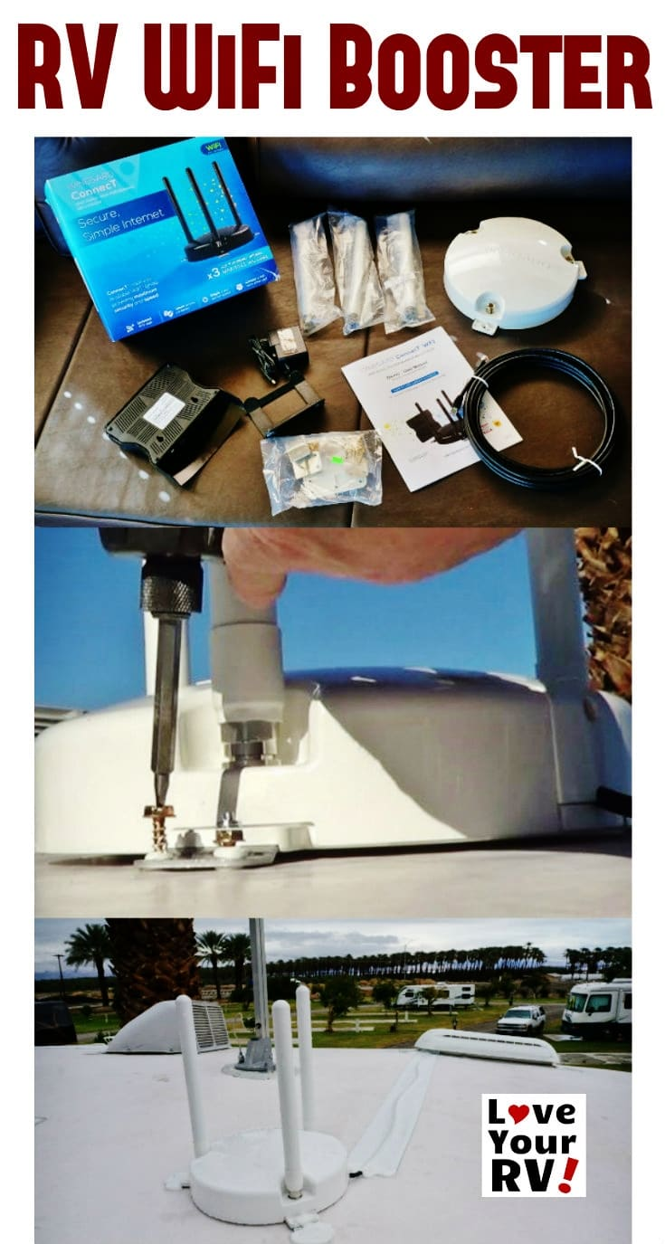 Winegard Connect Rv Wifi Extender Installation And Setup