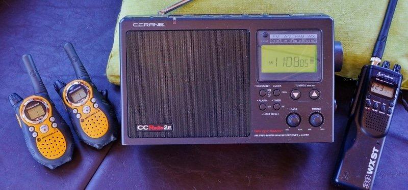 CCrane Radio CB and Walkies