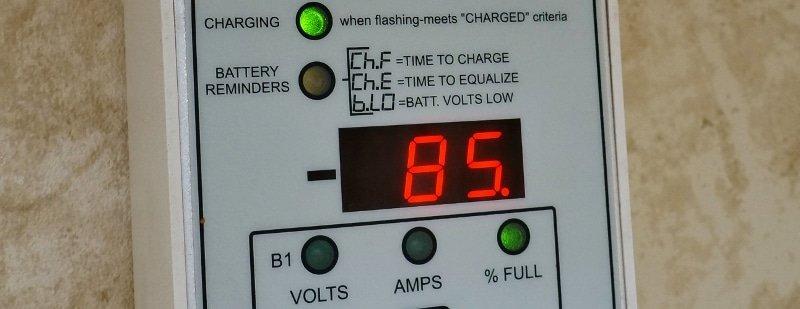 Trimetric RV Battery Monitor