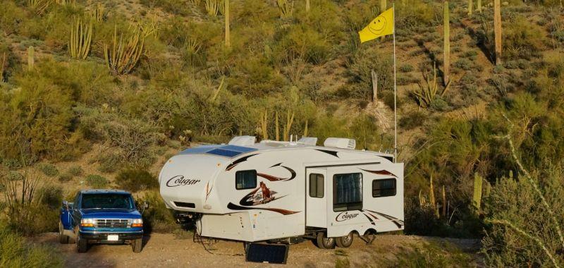 Cougar 276RLSWE Camping