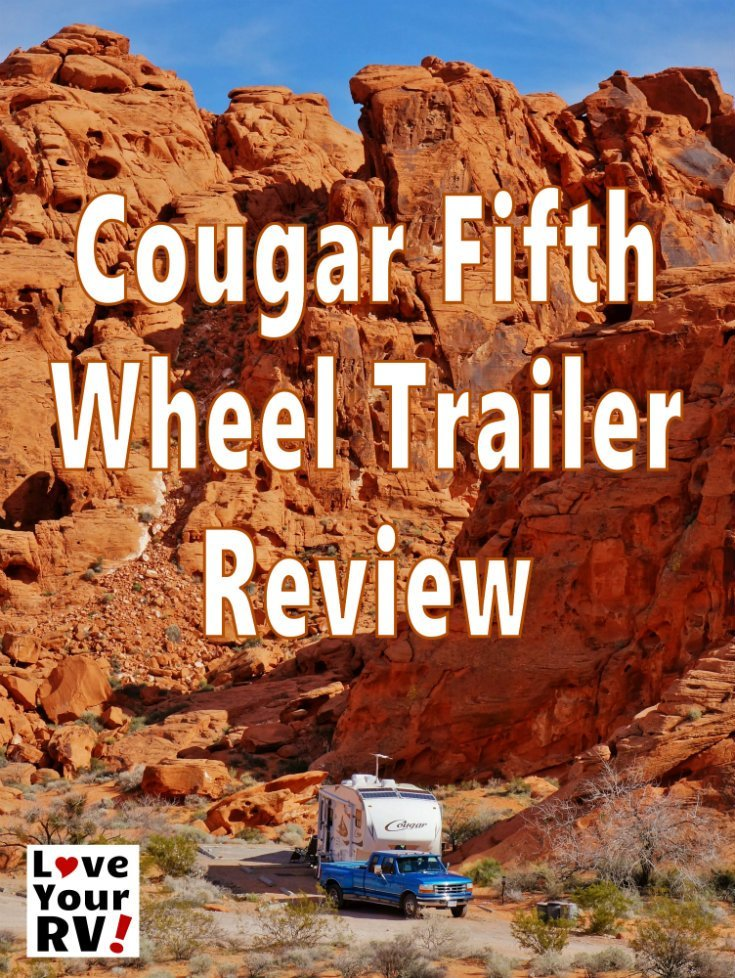 Keystone Cougar Model 276RLS Fifth Wheel Trailer Review after 6 years of Full Time RV Living - http://www.loveyourrv.com