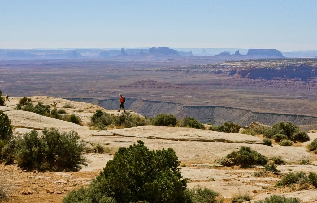 Muley Point Overlook Utah