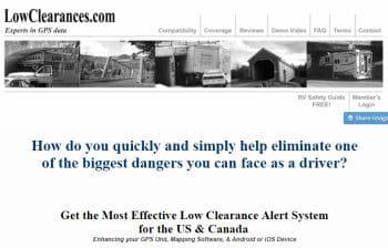 Lowclearances.com