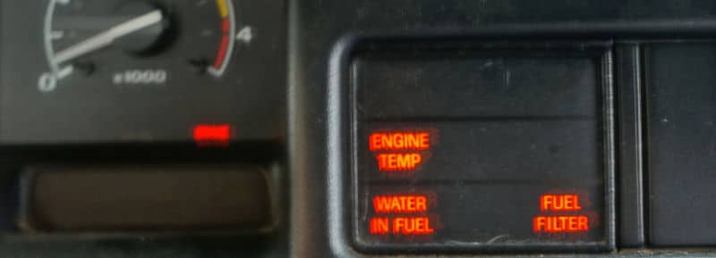 Ford F350 1994 Trouble Lights