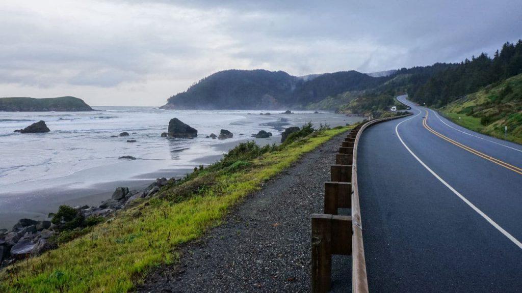 Myers Creek Beach Highway 101
