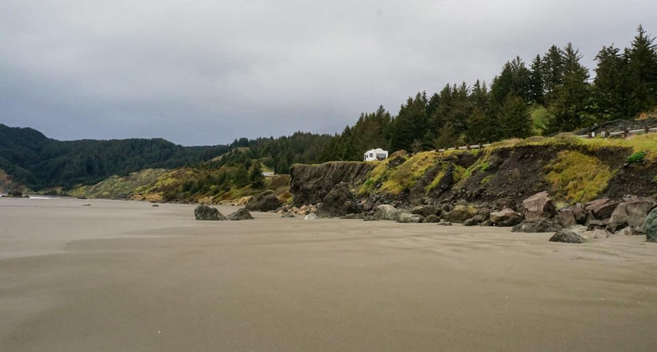 Myers Beach Oregon Coast Love Your Rv Blog Photo Galleries
