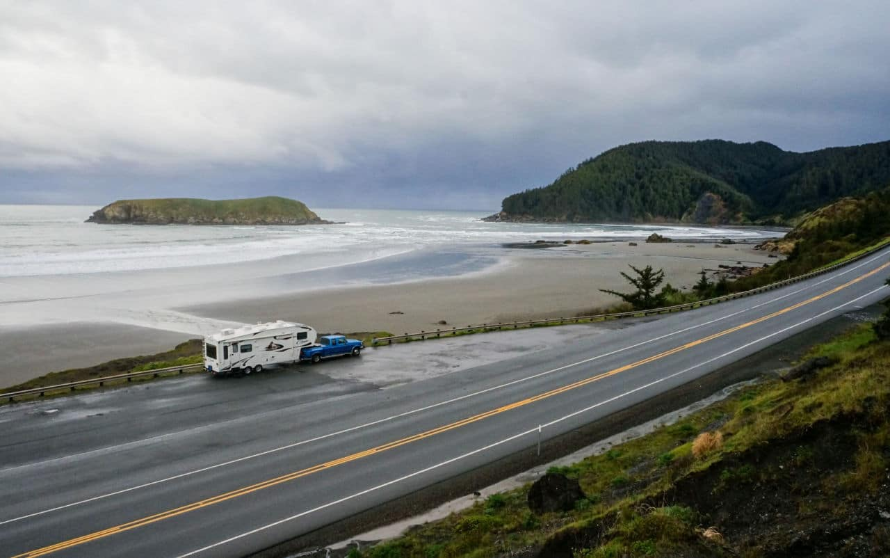 Pulled Over On Highway : Love your rv photo galleries