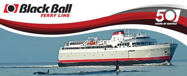 Rv Tires Near Me >> Black Ball Line MV Coho Ferry Trip - LoveYourRV.com Travel ...
